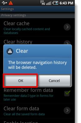 Browser Navigation