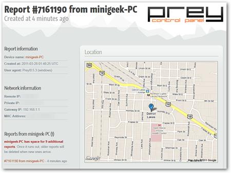 Prey - Map