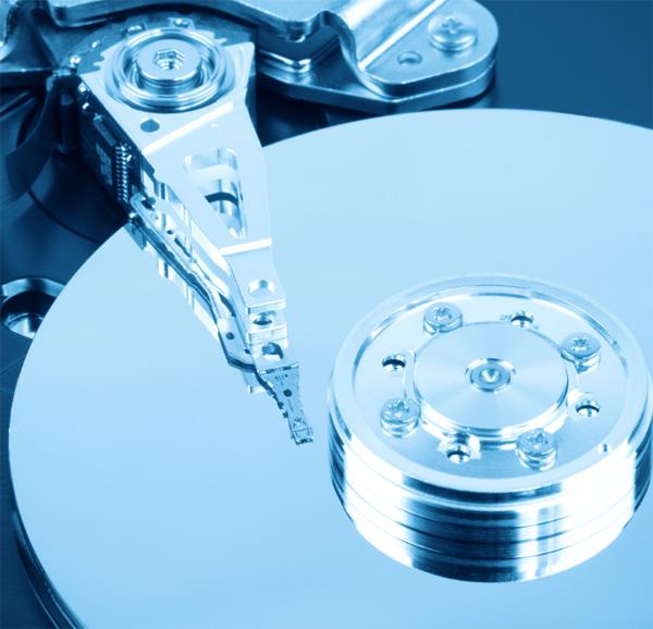 hard disk partition
