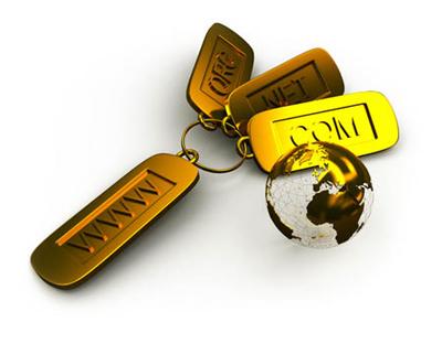 how to select keyword as domain