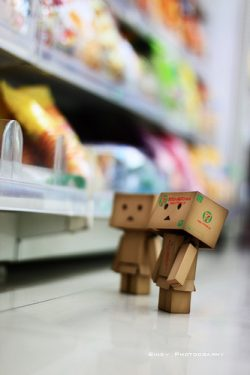 Danbo Happy Family