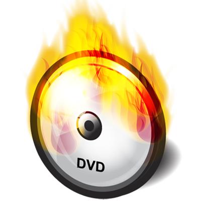 burn dvd