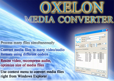 oxelon media converter