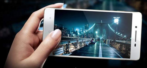 oppo smartphone features