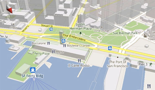 best maps apps for android