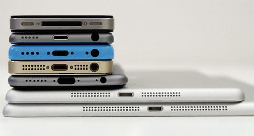 compare the smartphone