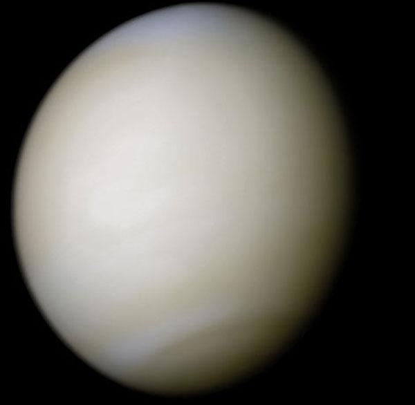 NASA, Venus, Kota Terapung