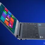 Samsung Ativ Book 9 ultrabook, MacBook Air, Laptop Super tipis