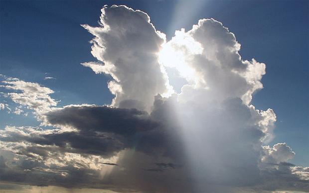 awan, Cumulonimbus, Alqur-an