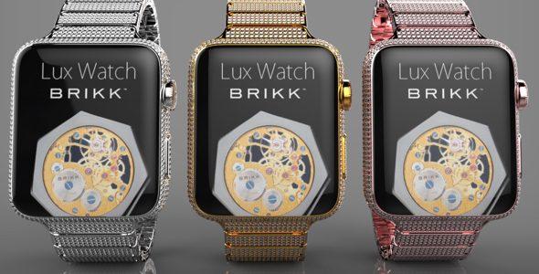 Apple Watch, Brikk, Apple