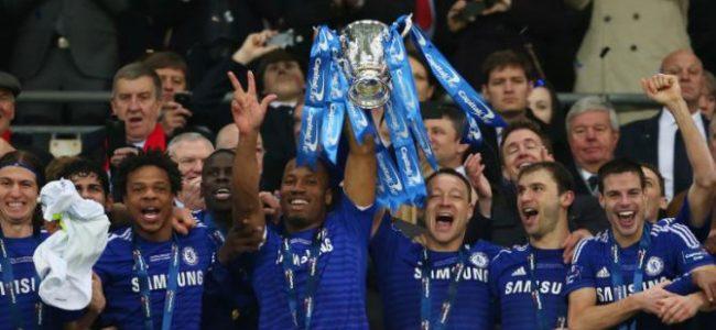 Chelsea, Capital One Cup, Chelsea vs Totenham, Chelsea Juara