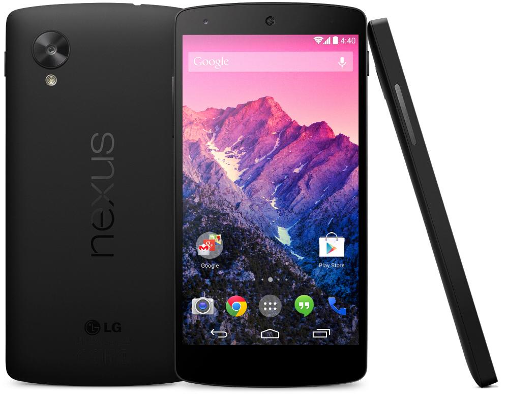 Google LG Nexus 5 Android M Chroma