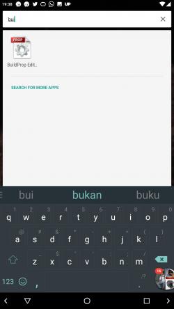 Aplikasi BuildProd Editor