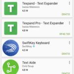 Hasil Cari Texpand di Google Play