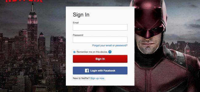 Akses Kategori Hiden di Netflix