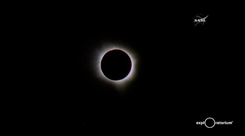 Foto Cincin Matahari Karya NASA 2016