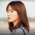 OST Part. 7 cover Song Hye-kyo as Dr. Kang at 태양의 후예
