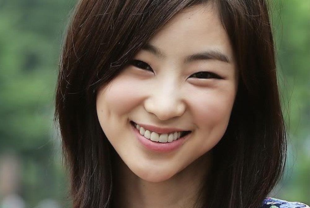 Wajah Tersenyum Jeon Soo-jin