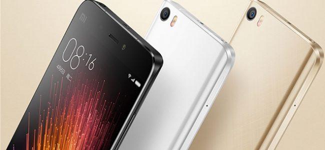 Xiaomi Mi 5 Snapdragon 820