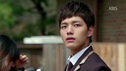 Yeo Jin Goo dalam salah satu Drama Korea