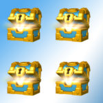 Chests Clash Royale