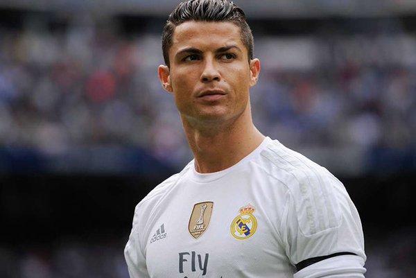 Cristiano Ronaldo CR7 2016