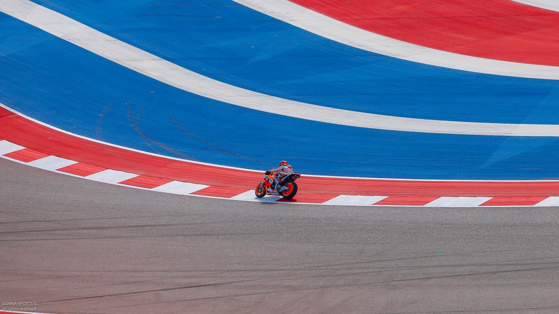 Lap Tercepat Latihan Bebas 1 dan 2 Milik Marc Marquez MotoGP Austin Amerika 2016