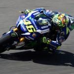 Valentino Rossi di Argentina MotoGP 2016
