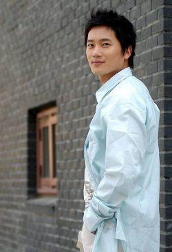 Wajah Cakep Ji Sung