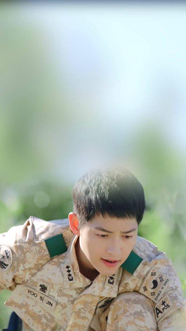 Wallpaper Smartphone Kapten Yoo Sijin Duty