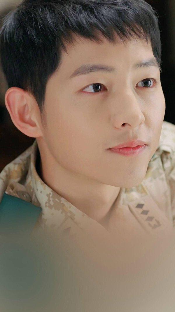 Wallpaper Smartphone Kapten Yoo Sijin