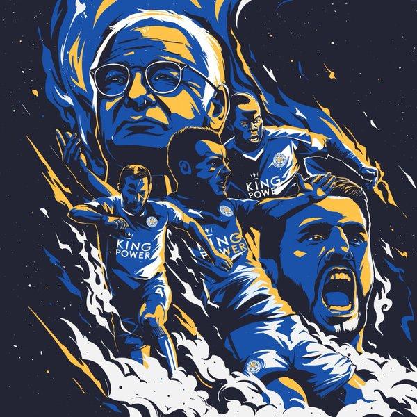 Gambar Keren Leicester City