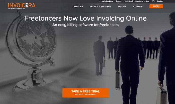 INVOICERA Online Invoice Generator