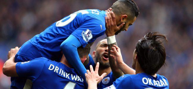 Leicester City Juara Liga Inggris 2015:2016