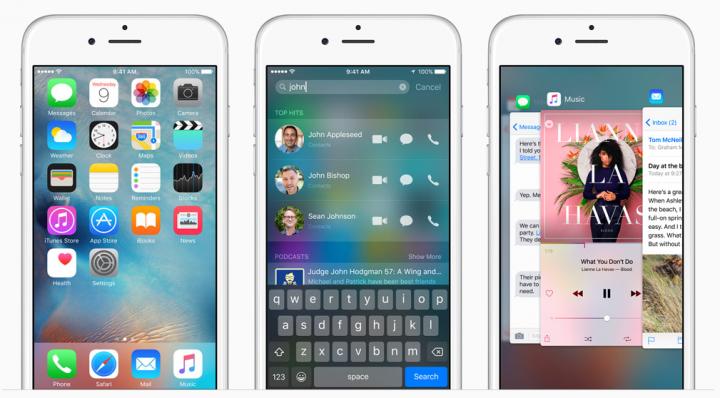 iOS 9 Istimewa