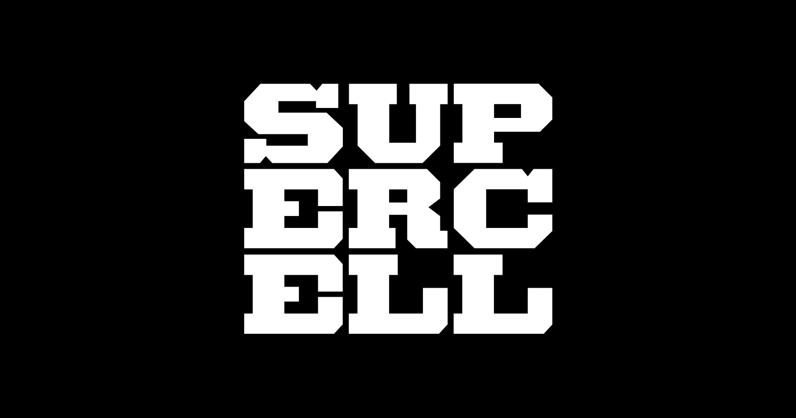 Logo Supercell