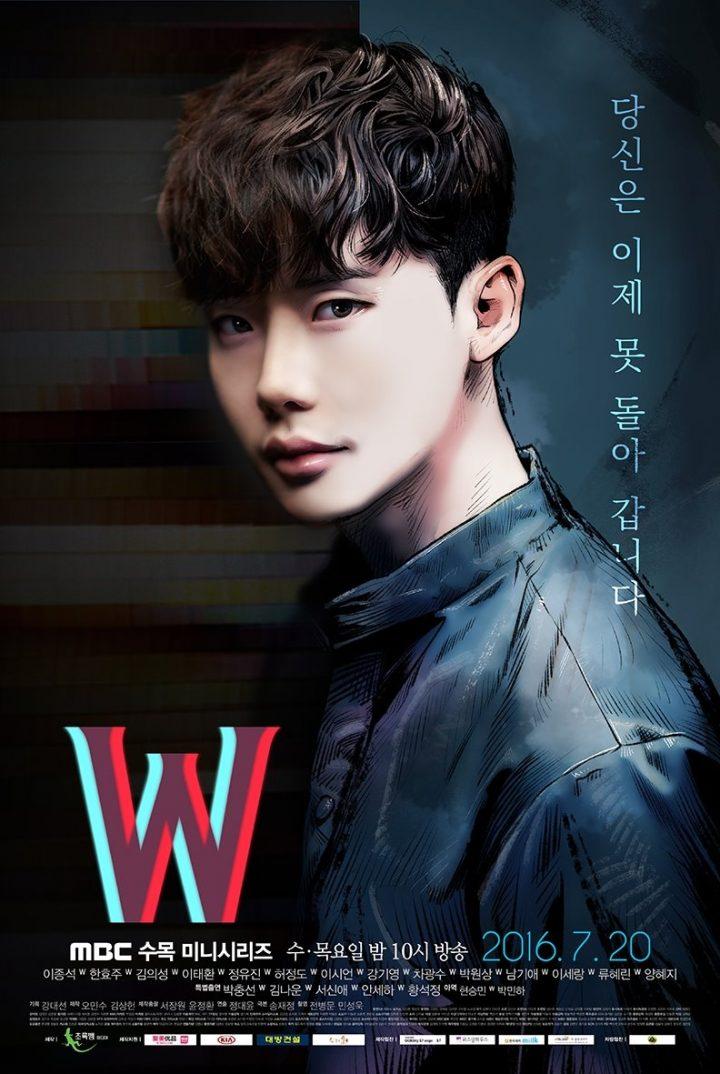 Poster W Drama Korea