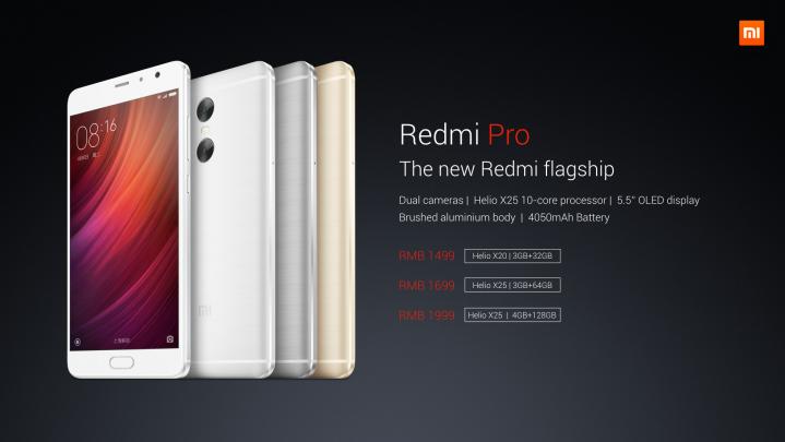 Harga Redmi Pro Terbaru