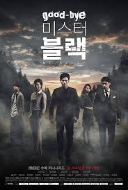"Poster 4 K-Drama ""Goodbye Mr. Black"""