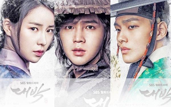 "Poster 4 K-Drama ""Jackpot"""