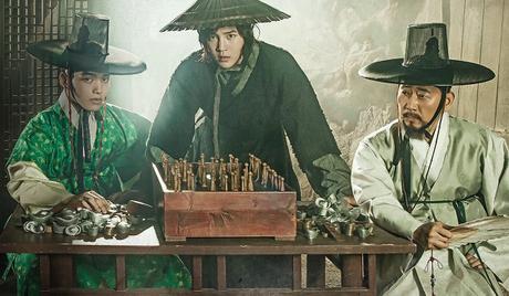 "Poster 5 K-Drama ""Jackpot"""