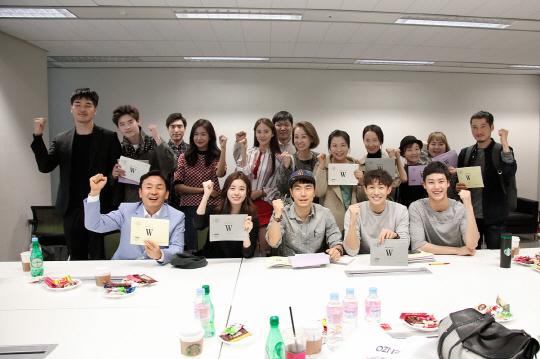 Pemain siap Sukseskan Drama Korea W - Two Worlds