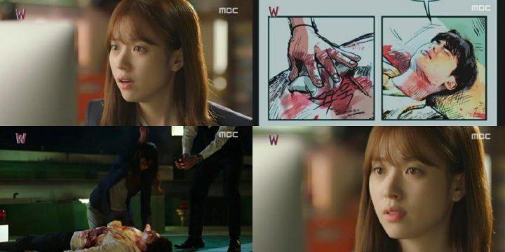 Inilah Drama Korea W Two Worlds