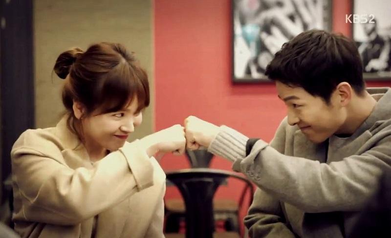 SongSong Couple, Song Hye Kyo and Song Joong Ki