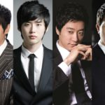 "Main Cast of K-Movie ""VIP"""