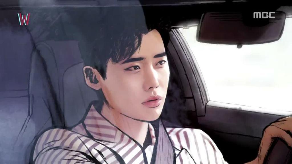 Kang Chul, karakter webtoon yang dibuat oleh Oh Yeon Joo