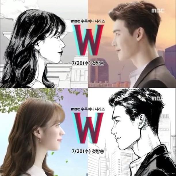"Rating K-Drama ""W"" terus  menanjak"