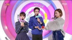 "Foto Kim So Hyun became MC at MBC music program ""Music Core"" (1)"