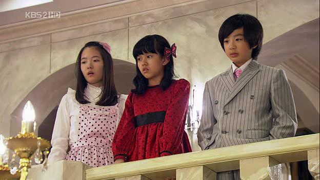 """Foto Kim So Hyun in """"Baker King Kim Tak Goo"""" (2010)"""
