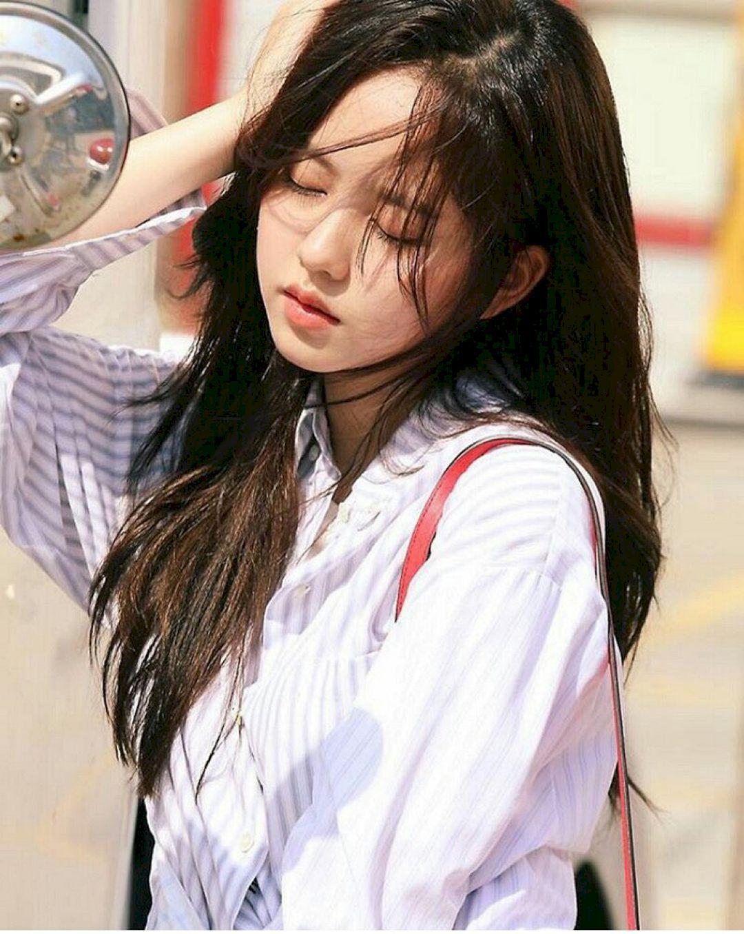 Koleksi Lengkap Album Foto Terbaru Kim So Hyun Artis Cantik Korea 11